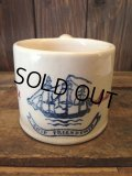 VINTAGE U.S.A. SHIP FRIENDSHIP Mug (NR-159)
