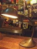 Vintage Gooseneck Desk Lamp #B (NK064)