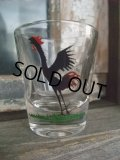 Vintage Shot Glass Cock (NK726)