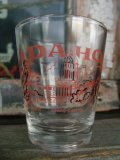 Vintage Shot Glass IDAHO #A (NK718)