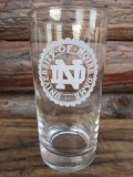 Vintage Glass / Notre Dame University (PJ537)