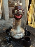 Vintage Decanter African (AC142)
