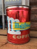 Vintage MM Coffee Can Two Pounds (DJ475)