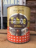 Vintage Tahoe Coffee Can Two Pounds (DJ471)