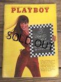 60s Vintage Play Boy Magazine / 1967 MAY (DJ612)