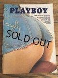 70s Vintage Play Boy Magazine / 1974 SEP (DJ619)