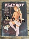 70s Vintage Play Boy Magazine / 1974 NOV (DJ615)