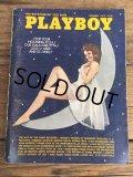70s Vintage Play Boy Magazine / 1973 DEC (DJ618)