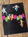 70s Vintage Beatlemania Pamphlet (DJ669)