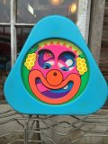 70s Vintage Mattel Funny Face Clown (DJ744)