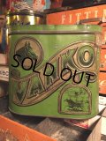 Vintage VANKO Cigar Tabacco Tin Can (MA392)