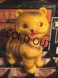 60s Vintage Mobley Rubber Doll Tiger (MA452)