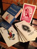 Vintage WOODBINE Cigarette Tabacco Playing Cards (MA470)