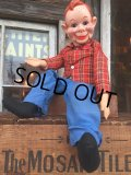 70s Vintage Howdy Doody Ventriloquist Doll (MA714)