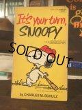 Vintage Snoopy Paperback Comic (AL322)