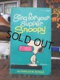 Vintage Snoopy Paperback Comic (AL326)