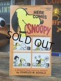 Vintage Snoopy Paperback Comic (AL333)