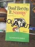 Vintage Snoopy Paperback Comic (AL320)