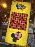 Vintage Disney Mickey & Donald Play Mat Rug (AL368)