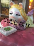 Vintage Sigma Muppets Miss Piggy Jewelry Box (AL497)