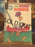 Vintage Comic Beep Beep The Road Runner 1969 No12  (AL507)