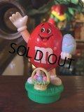 Vintage M&M's Figure Red (AL4147)