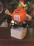 Vintage M&M's Figure Orange (AL4127)