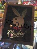 Vintage PLAYBOY Play Boy Bunny Bar Mirror (AL574)
