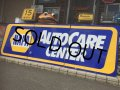 Vintage Napa Auto Care Center Store Sign Huge (AL586)