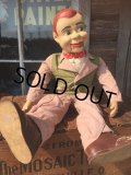50s Vintage Jerry Mahoney Composition Ventriloquist Doll (AL588)