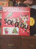 Vintage LP Rudolph The Red Noused Reindeer (AL837)