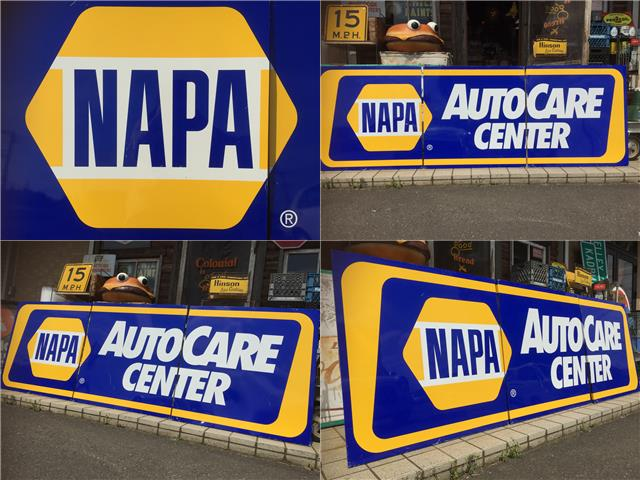 how to become a napa auto care center