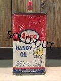 VINTAGE ESSO HANDY OIL CAN (NR-103)