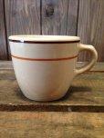 画像1: VINTAGE U.S.A. Restaurant Coffee Mug (NR-157) (1)