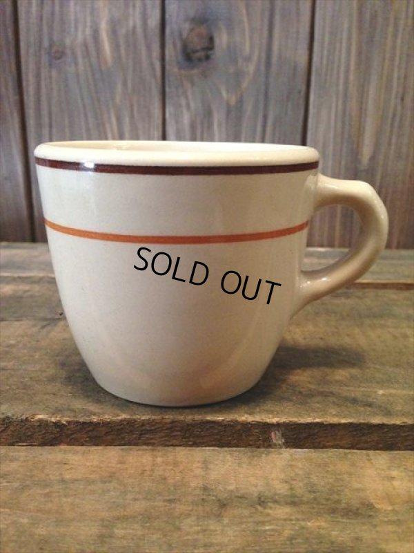 画像1: VINTAGE U.S.A. Restaurant Coffee Mug (NR-157)