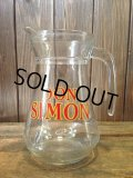 VINTAGE DON SIMON Pitcher (NR-165)