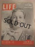 LIFE Magazine/OCT 10,1949(AC-179)
