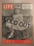 LIFE Magazine/JUN 20,1949(AC-176)