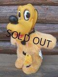 Vintage Disney Pluto Doll (AC348)