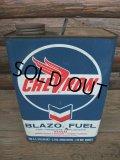 Vintage CHEVRON 1GL Motor Gas/Oil (AC-501)