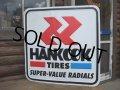Vintage HANKOOK TIRES Sign  (AC-541)