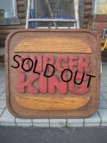 Vintage Burger King Huge Sign (AC-564)