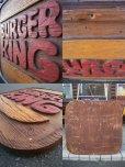 画像2: Vintage Burger King Huge Sign (AC-564)  (2)