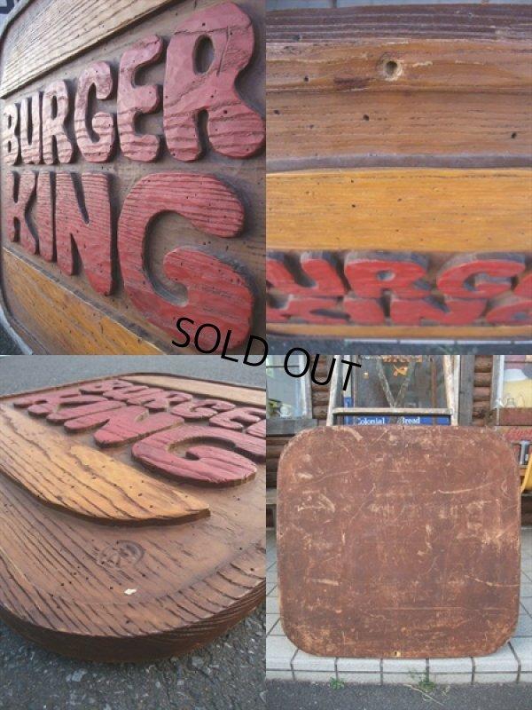 画像2: Vintage Burger King Huge Sign (AC-564)