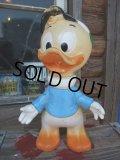Vintage Disney LOUIE RUBBER DOLL (AC-109)