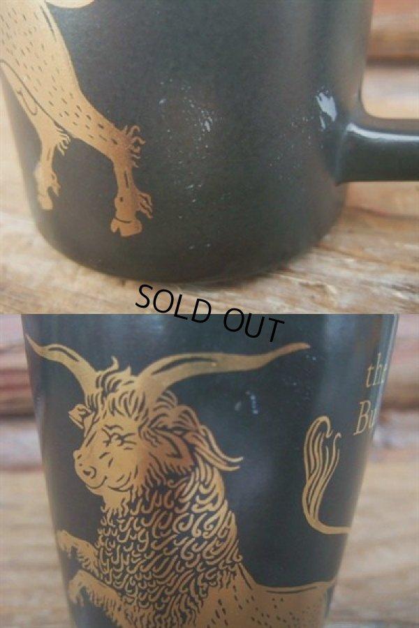 画像3: Federal  Zodiac Mug / Taurus (AC-612)