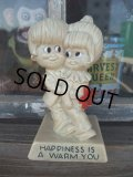 70s Vintage Massage Doll / HAPPINESS... (AC-761)