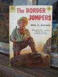 50s Vintage Poket Book / The BORDER... (AC790)