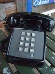 画像1: 70s Vintage Telephone / Black (AC-823)  (1)