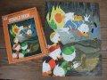 Vintage Disney Puzzle / DONALD-A (AC-832)